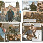 Masaryk se vrací do vlasti jako hrdina.